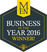 MEN Business of the Year Winner 2016